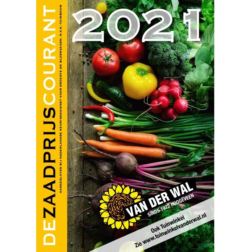 zaadprijs courant 2021